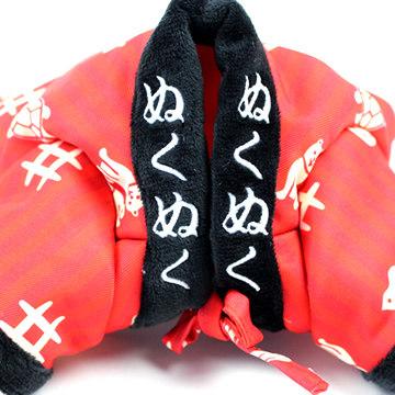 日本PET PARADISE 進口寵物服飾變身系列春節款小棉服